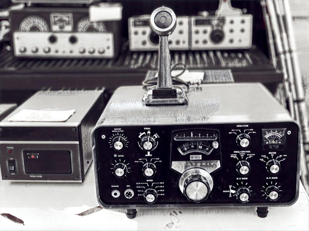 Greenland Movie CQ CQ & Ham Radio
